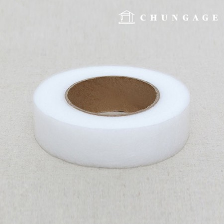 Heat Adhesive Tape Both Side Adhesive Power Melt Wick 2.4cm