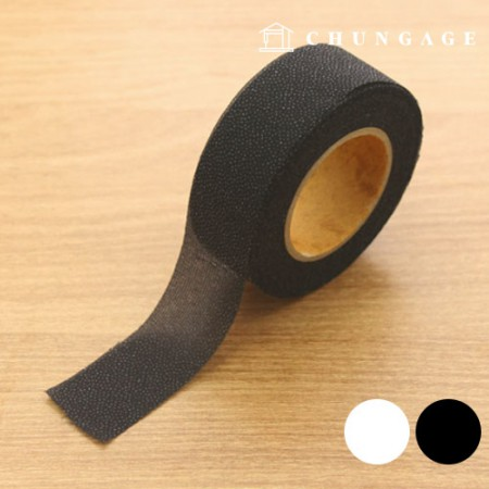 Basic Adhesive Tape Wick Button 2 Types