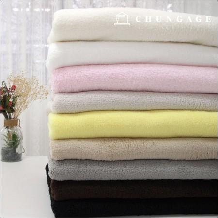 Nine kinds of NEW soft both sides wool