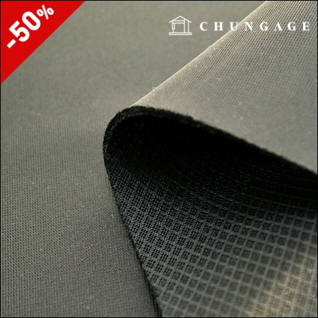 Limited specially soft bonding mesh fabric