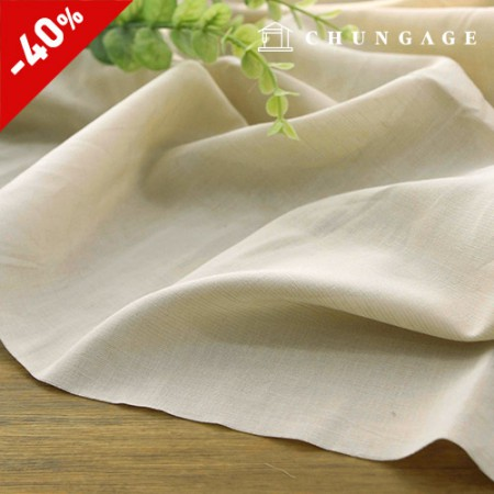 Limited special price gauze linen slab plain