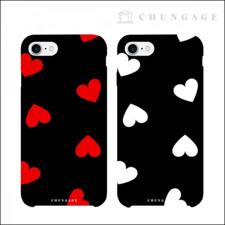 Cellphone Case Heartrup (2 Types) CA044 iPhone Galaxy All Models Phone Case