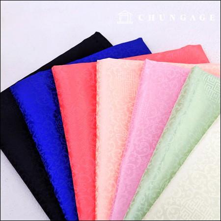Hanbok Fabric Hanbokcheon Traditional Western Narae 7 kinds