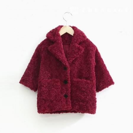 Clothes pattern Children's coat Clothes pattern P1310