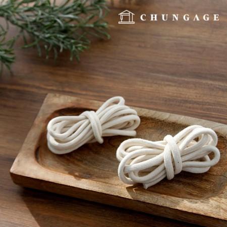 Macramesil high-quality cotton string thong two kinds