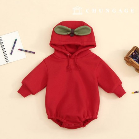Clothes Pattern Infant Bodysuit Costume Pattern [P1321]