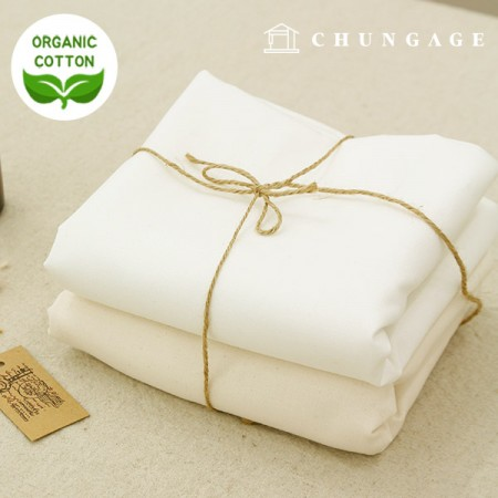 Two organic organic twill organic cotton fabric mamonds