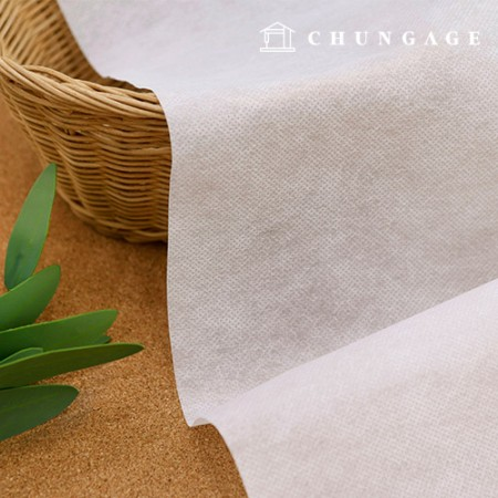 Mask Nonwoven Fabric White 40g Disposable Mask Summer Dental Mask Making Material Mask Lining