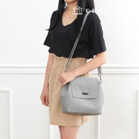 Bag pattern line Bucket bag P1144