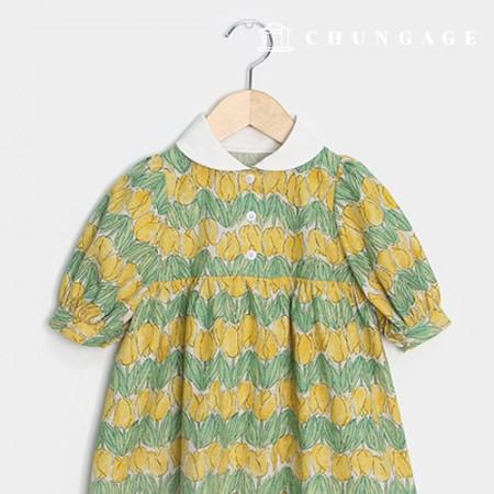 Clothes Pattern Child Dress Costume Pattern P1373