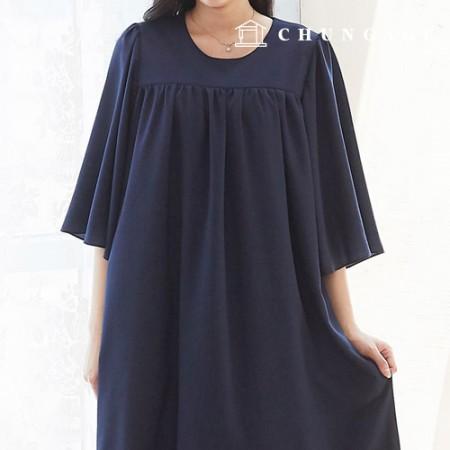 Clothing pattern female dress dress pattern P1364