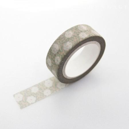Design Paper Masking Tape Cafe Peony TA060