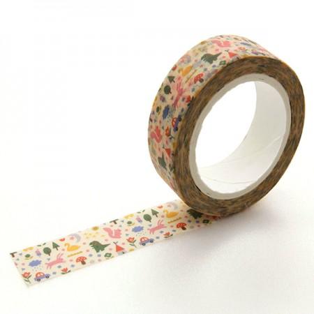 Design Paper Masking Tape Dreamland TA070