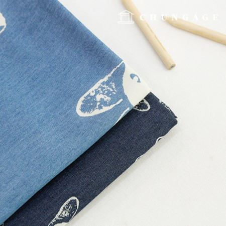 30 kinds of Washing Denim Fabric Desert Fox