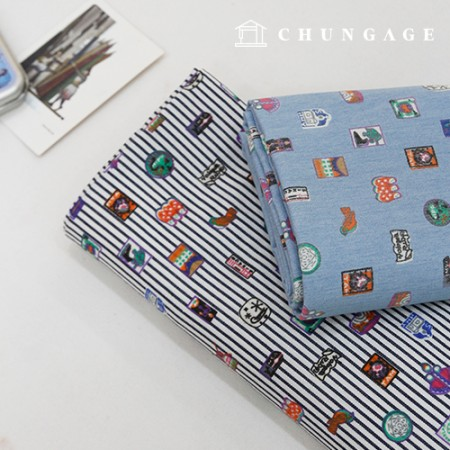 30 Washing Denim Fabric Icons 2 Types