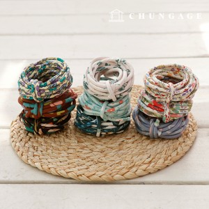 Nine round string Mask Necklace line Strap making material String 9 kinds