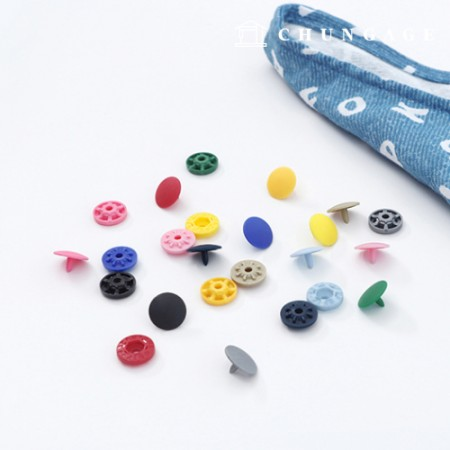 Sungrip ○ Multi T button 13mm T button Mask Strap Mask Necklace Making material