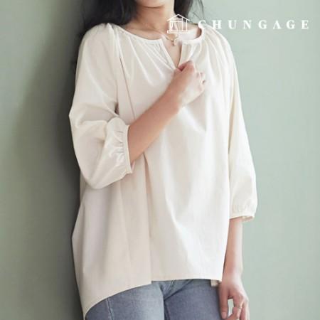 Clothing pattern Women blouse clothing pattern [P1281]