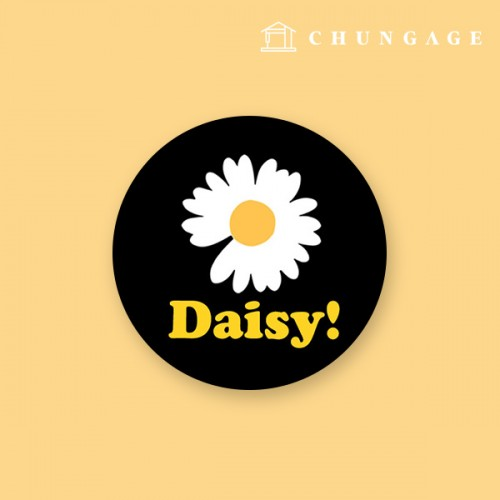 Smart Talk Mobile Phone Holder) Daisy Flower GR067