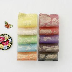 10 kinds of hanbok fabric kaekkicheon jackpot fabric