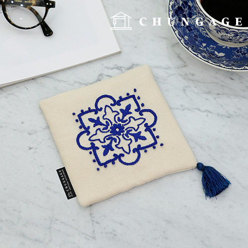French Embroidery Package DIY Kit Moroccan Tea Coaster CH-616067 Hobby at Home