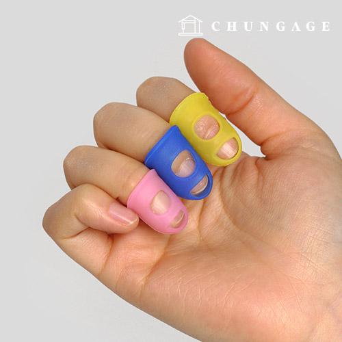 Rubber thimble Basic rubber thimble 3 types