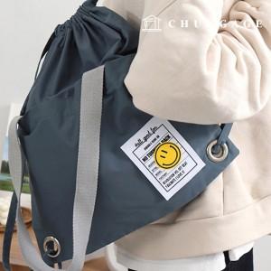 Label Patch Large Label All good Smile Decoration Cotton Label