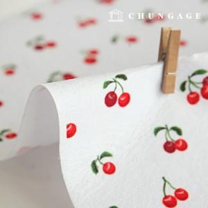 Felt Paper DTP Cherry Jubilee Non-Adhesive Fruit Patterns Pattern Felt Paper 115