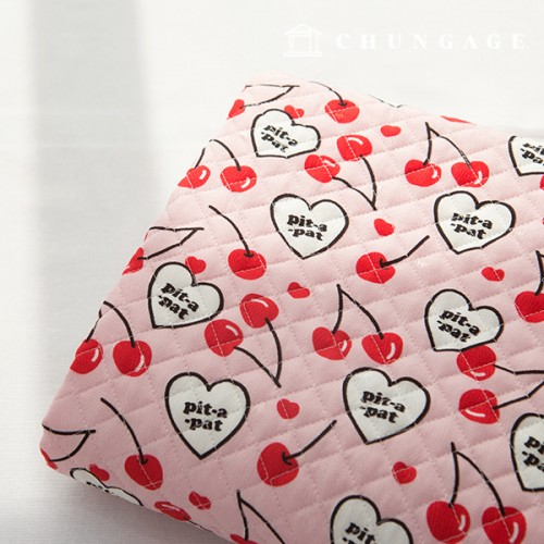 Human silk fabric Refrigerator fabric Non-fluorescent fabric Smoked material quilting fabric Heart signal